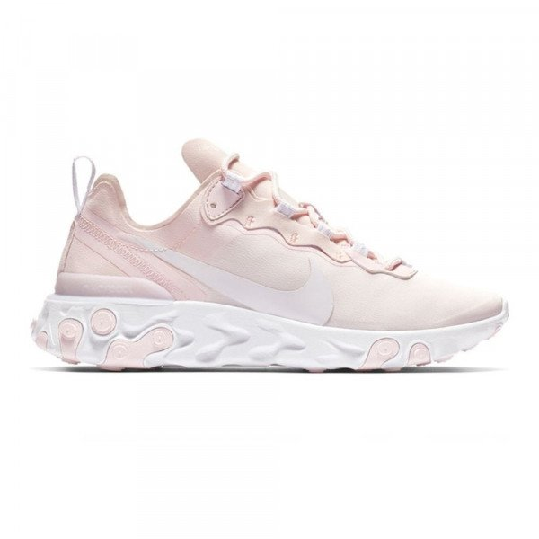 NIKE APAVI REACT ELEMENT 55 W PALE PINK S19