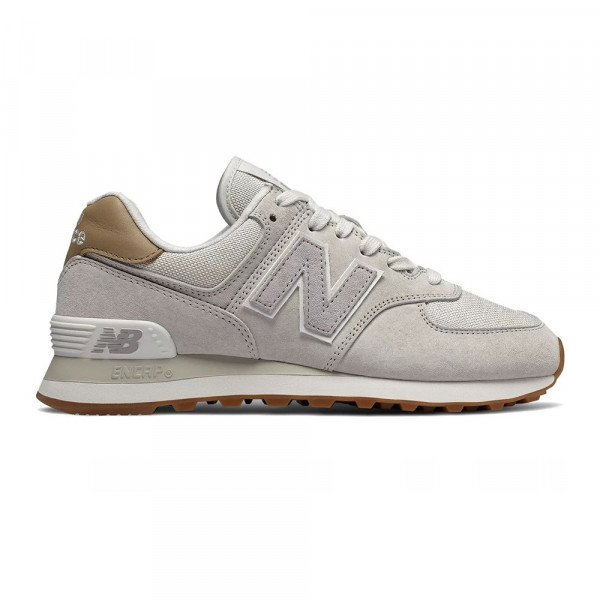 NEW BALANCE SHOES WL574 LCC LIGHT GREY S19
