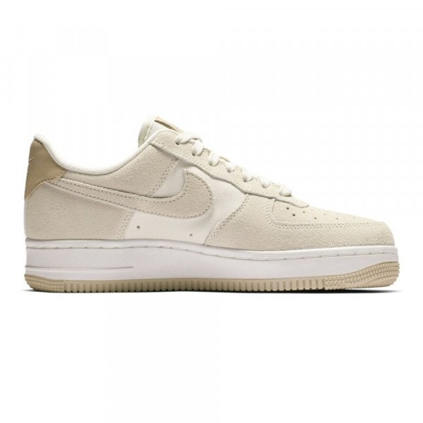 NIKE SHOES AIR FORCE 1 '07 PRM W PALE IVORY S19