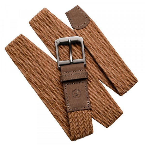 ARCADE BELT NORRLAND METAL BROWN CARAMEL S19
