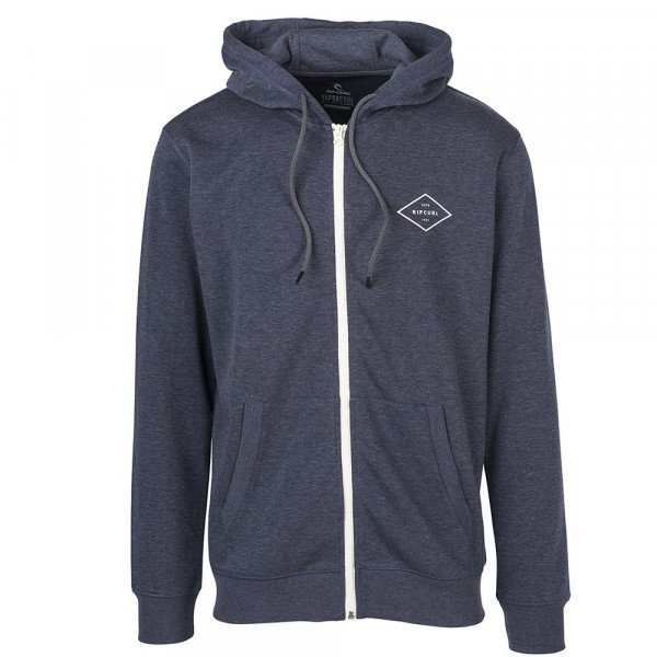 RIP CURL HOOD ESSENTIAL SURFERS CREW NIGHT SKY S19