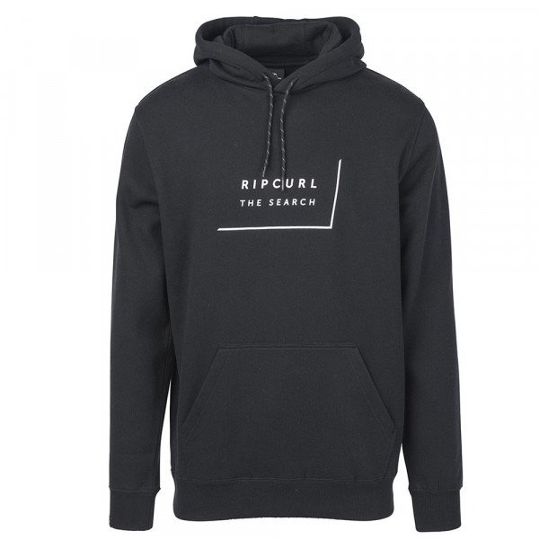 RIP CURL HOOD DAILY FLEECE BLACK S19