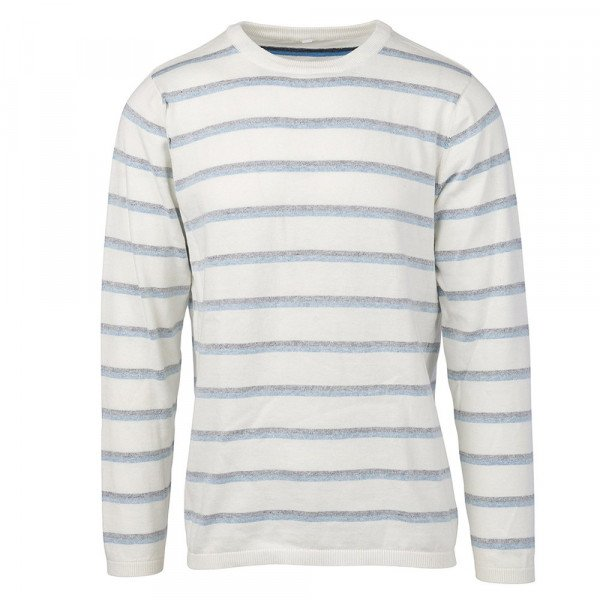 RIP CURL DŽEMPERIS SNAPPERS SWEATER OFF WHITE S19