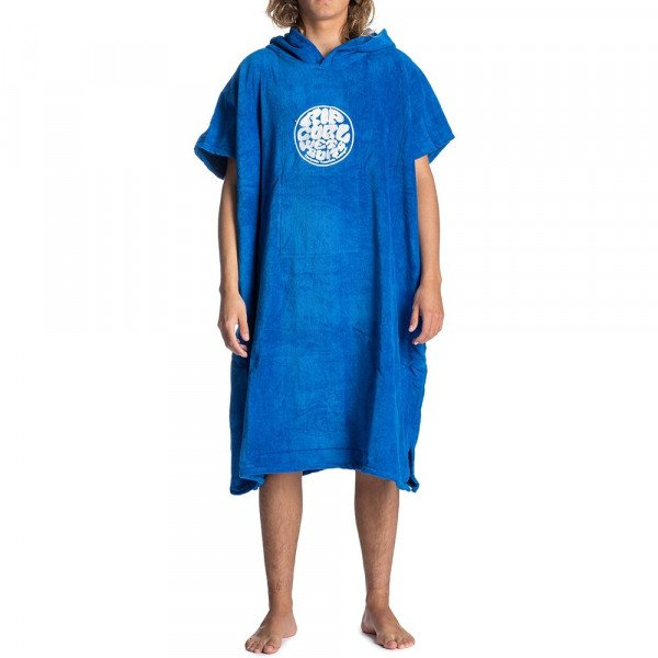 RIP CURL PONCHO CHANGE PONCHO NAUTICAL BLUE