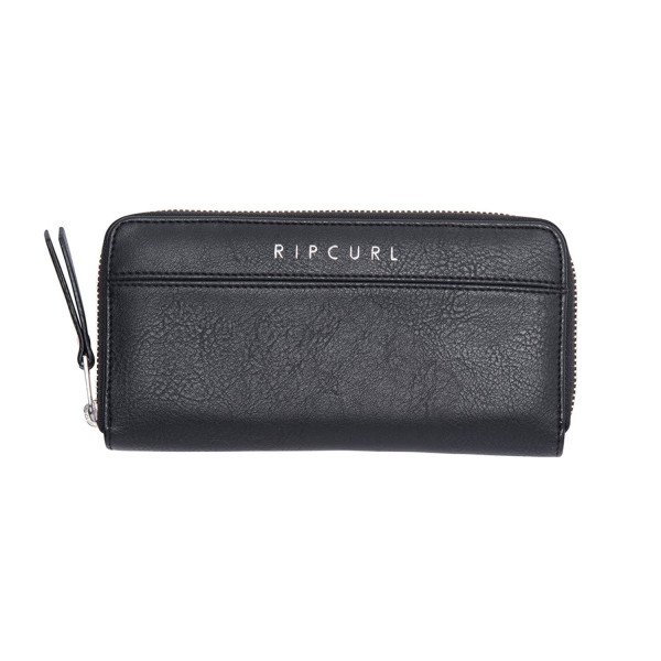 RIP CURL MAKS ESSENTIALS C/B PU WALLET BLACK S19