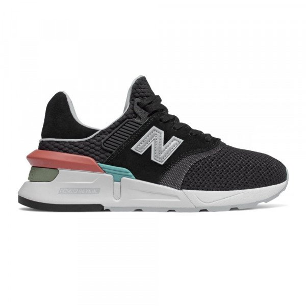 NEW BALANCE SHOES  WS997 XTA BLACK GREY S19