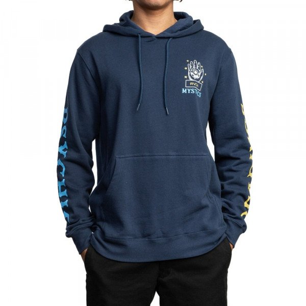 RVCA HOOD ANP II PACK FEDERAL BLUE S19