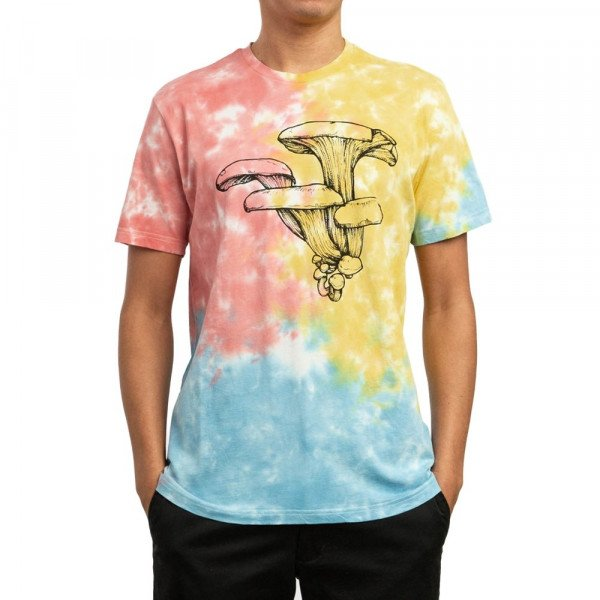 RVCA T-SHIRT VAUGHN SS MULTI S19
