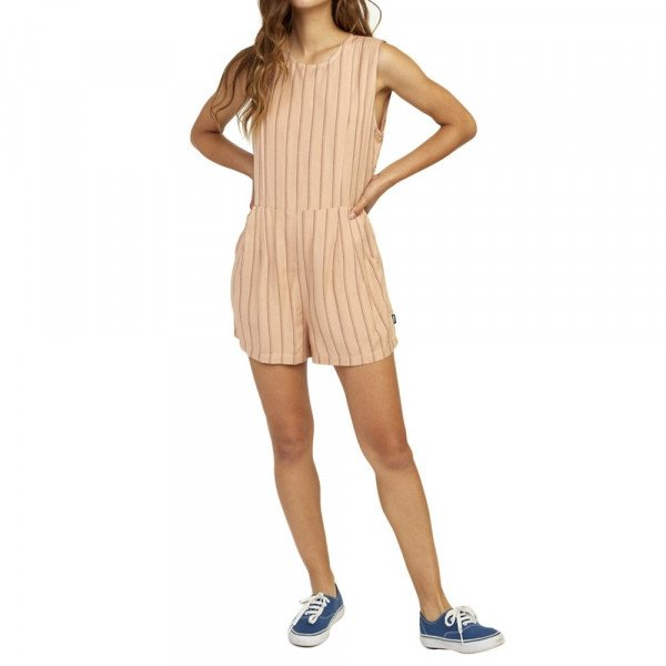 RVCA TOPS TUCKED IN NUDE S19