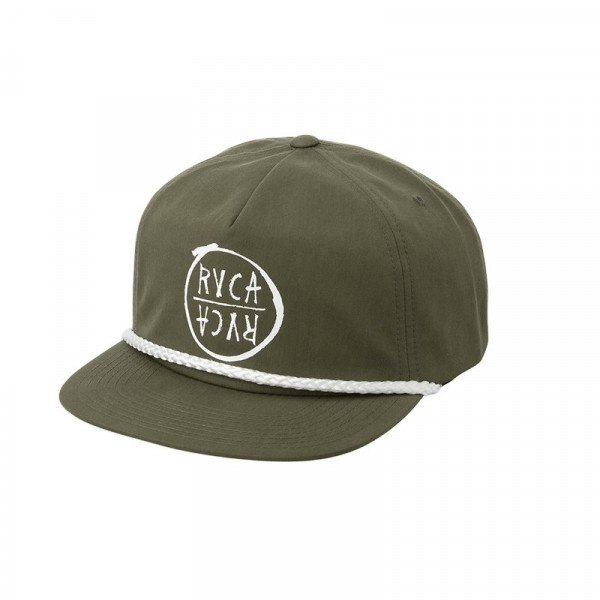 RVCA CEPURE GRAPHIC PACK GREEN S19