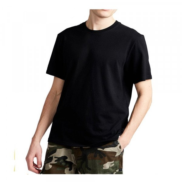 ELEMENT T-SHIRT BASIC CREW SS FLINT BLACK F19