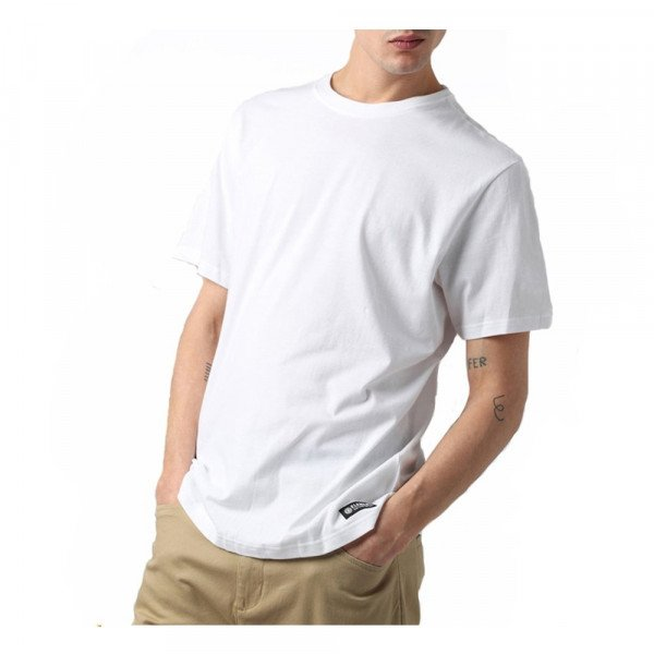ELEMENT T-SHIRT BASIC CREW SS OPTIC WHITE S20