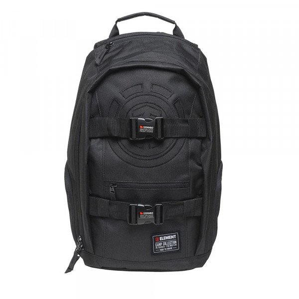ELEMENT SOMA MOHAVE BACKPACK ALL BLACK S19