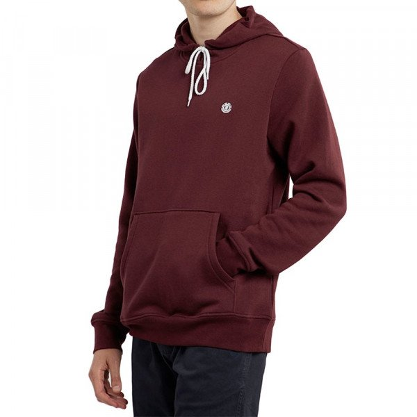 ELEMENT HOOD CORNELL CLASSIC HO NAPA RED S19