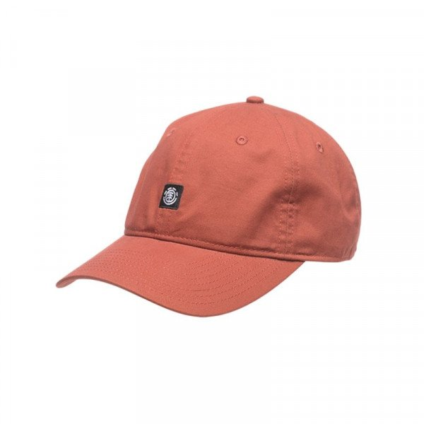 ELEMENT CEPURE FLUKY DAD CAP ETRUSCAN RED S19