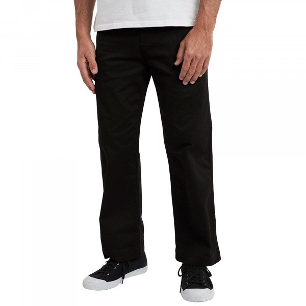 ELEMENT PANTS MATTHEWS CHINO FLINT BLACK S19