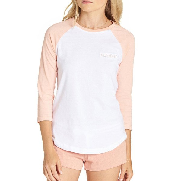 ELEMENT T-SHIRT EDGE PEACH S19