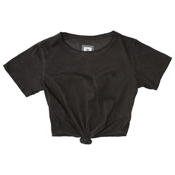 ELEMENT T-SHIRT MOST DEF OFF BLACK S19