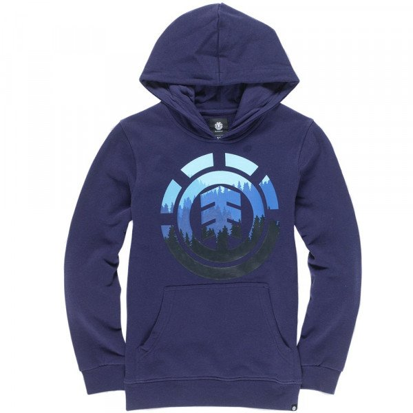 ELEMENT HOOD GLIMPSE ICON KIDS INK S19