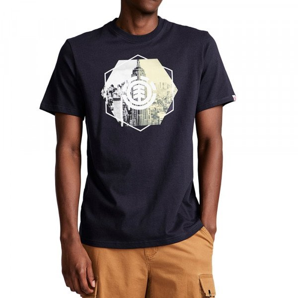 ELEMENT T-SHIRT ROTATION SS ECLIPSE NAVY S19