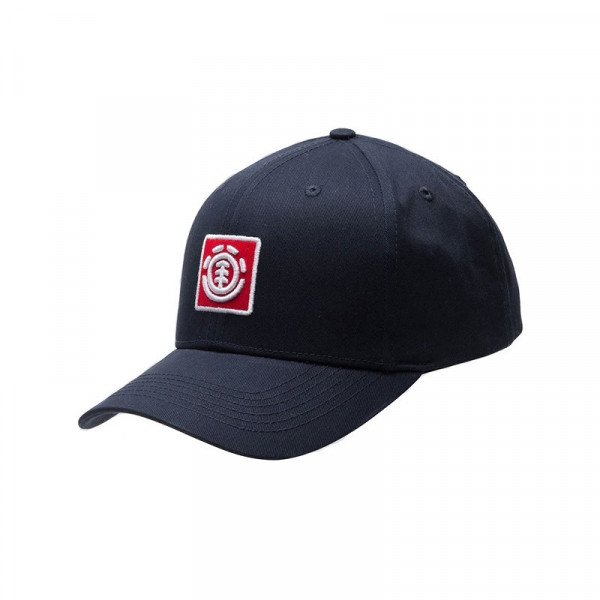 ELEMENT CEPURE TREELOGO CAP KIDS ECLIPSE NAVY S19