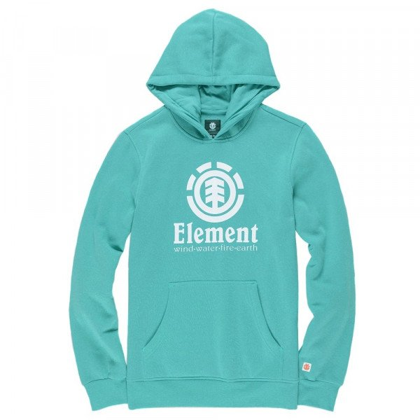 ELEMENT HOOD VERTICAL HOOD KIDS DYNASTY GREEN S19