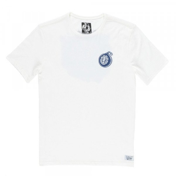 ELEMENT T-SHIRT BLAST SS BONE WHITE S19