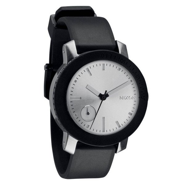 NIXON WATCH RAIDER BLACK
