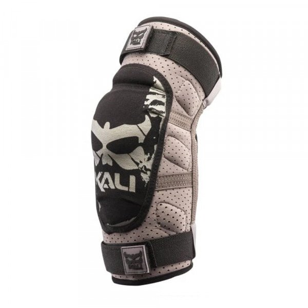 KALI AIZSARGI VEDA ELBOW GUARD TORN BLACK GREY