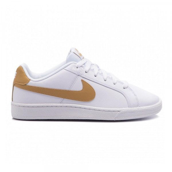 NIKE APAVI COURT ROYALE (GS) WHITE CLUB GOLD S19