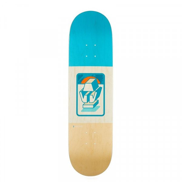 GIRL SK8KLĀJS BROPHY THE TOTEM DECK 8.5