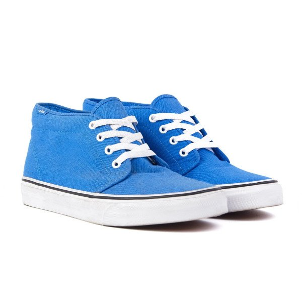 VANS APAVI CHUKKA BOOT BRILLIANT BLUE/TRUE WHITE SP11