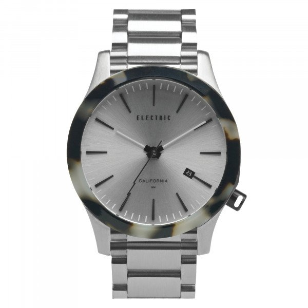 ELECTRIC WATCH FW03 SS STEEL GREY TORT