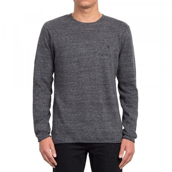 VOLCOM DŽEMPERIS FAINE CREW SWEATER BLK S19