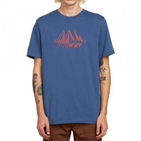 VOLCOM T-SHIRT STONE SOUNDS SS TEE IND S19