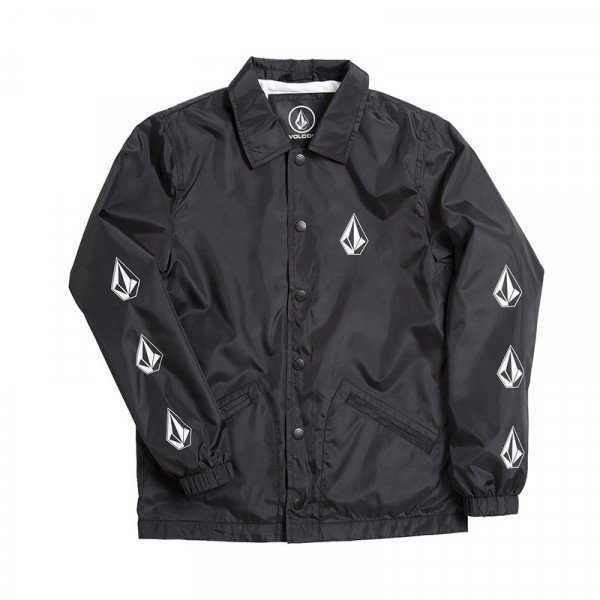 VOLCOM JAKA BREWS COACH JACKET KIDS BPR S19