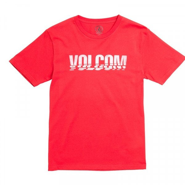 VOLCOM T-SHIRT CHOPPED EDGE BSC SS KIDS TRR S19