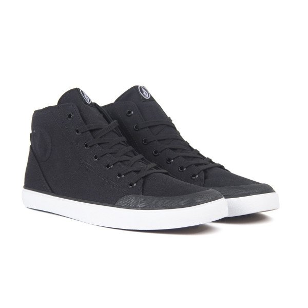 VOLCOM SHOES HI FI SHOE BLK S19