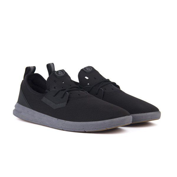 VOLCOM SHOES DRAFT SHOE BKO S19