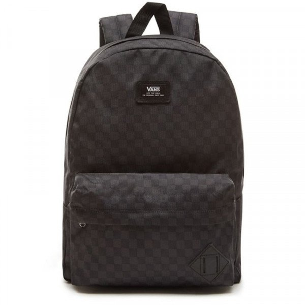 VANS SOMA OLD SKOOL II BACKPACK BLACK CHARCOAL S19