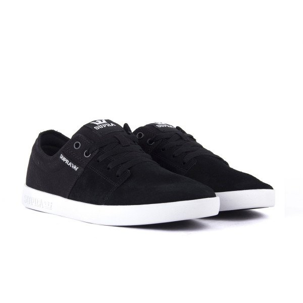 SUPRA APAVI STACKS II BLACK GREY WHITE S19