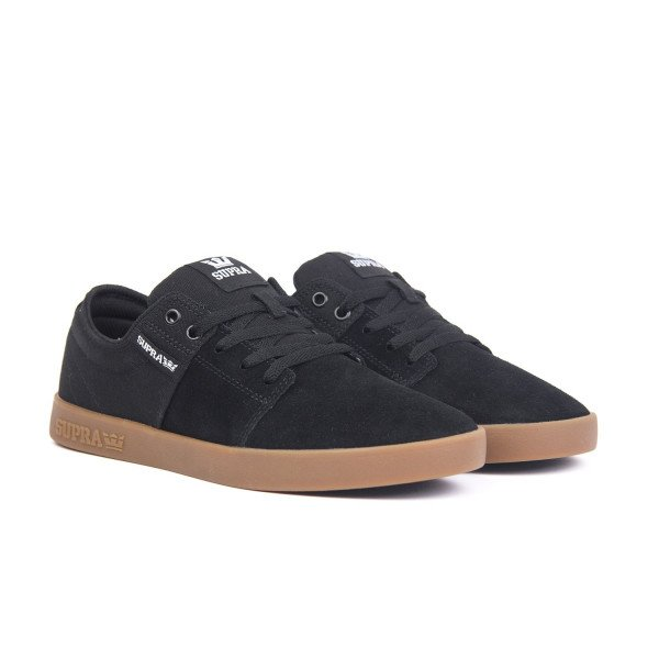 SUPRA APAVI STACKS II BLACK GUM S19