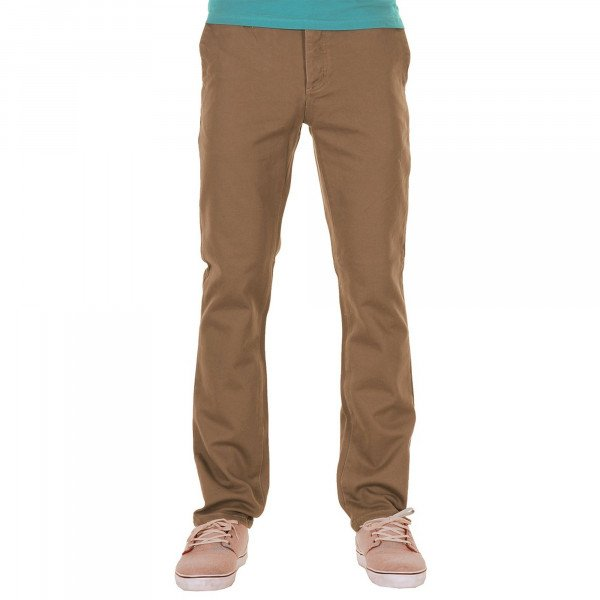 KR3W PANTS K SLIM CHINO COFFEE SP14
