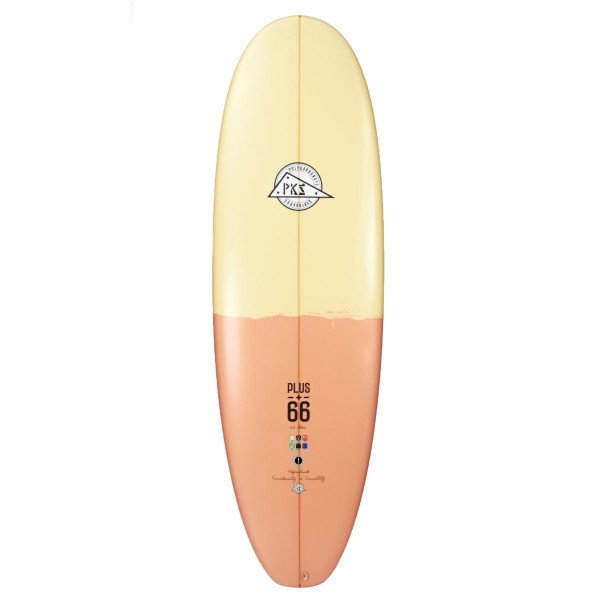 POLY PKS SURF DĒLIS 6'6