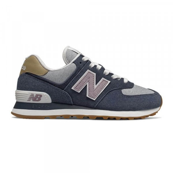 NEW BALANCE SHOES WL574 NVC NAVY S19
