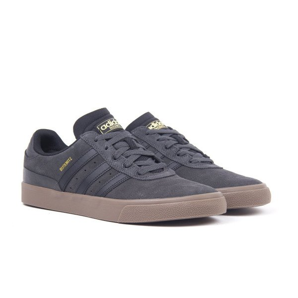 ADIDAS SHOES BUSENITZ VULC SOLID GREY CORE BLACK S19
