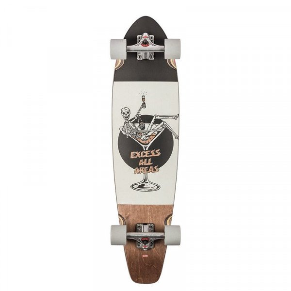 GLOBE LONGBOARD THE ALL TIME EXCESS 35