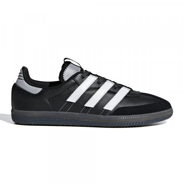 ADIDAS SHOES SAMBA OG MS CORE BLACK WHITE S19