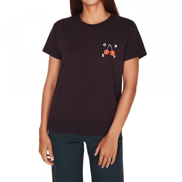 OBEY T-SHIRT OBEY CHERRIES 2 OBK S19