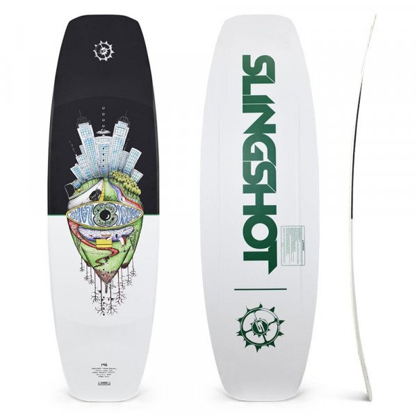 SLINGSHOT WAKEBOARD THE BISHOP 2019